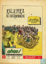 Bandes dessinées - Floris, de dolende ridder - Kalenka de overwonnene