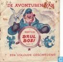 Comics - Kapitein Brul Boei - Een ijskoude geschiedenis