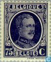 Briefmarken - Belgien [BEL] - König Albert I (type Houyoux)