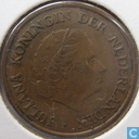 Coins - the Netherlands - Netherlands 5 cent 1958