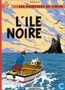 Bandes dessinées - Tintin - L'ile noire