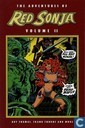 Bandes dessinées - Red Sonja - Volume II