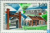 Timbres-poste - France [FRA] - Saint-Laurent-du-Maroni