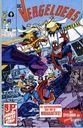 Comic Books - Avengers, The [Marvel] - Het touwtje breekt.