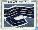 Postage Stamps - France [FRA] - Painting Raoul Ubac