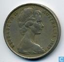 Australië 20 cents 1967