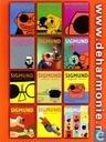 Bandes dessinées - Sigmund - De mannetjes van De Wit - Een greepje uit 25 jaar strips