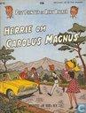 Strips - Piet Pienter en Bert Bibber - Herrie om Carolus Magnus