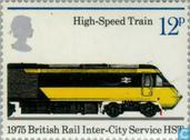 Briefmarken - Großbritannien [GBR] - Eisenbahnverkehr 1825-1975