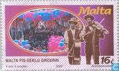 Postage Stamps - Malta - Malta and Gozo in the 20th century