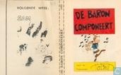Comic Books - Baron - De baron componeert