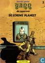 Strips - Yann de zwerver - De schuwe planeet