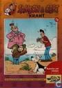 Bandes dessinées - Samson & Gert krant (tijdschrift) - Nummer  19