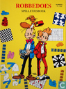 Comic Books - Spirou and Fantasio - Robbedoes spelletjesboek 1