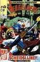 Comic Books - Avengers, The [Marvel] - scheidslijnen