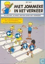 Comic Books - Jeremy and Frankie - Met Jommeke in het verkeer