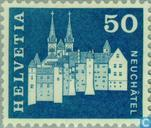 Postage Stamps - Switzerland [CHE] - Buildings