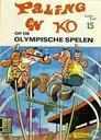 Bandes dessinées - Futt et Fil - Paling en Ko op de Olympische Spelen
