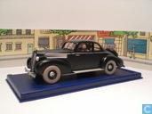 """Modellautos - Atlanten - De Packard van koning Muskar uit """"De Scepter van Ottokar"""""""