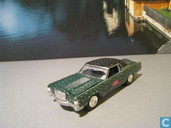 "Modelauto's  - Johnny Lightning - Lincoln Continental Mark III ""Coca-Cola"""