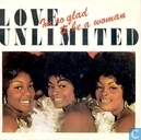 Platen en CD's - Love Unlimited Orchestra - I'm so glad to be a woman