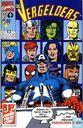 Comic Books - Avengers, The [Marvel] - in dimensie zonder licht...