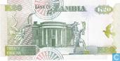 Billets de banque - Bank of Zambia - Kwacha zambien 20
