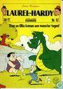 Strips - Laurel en Hardy - huisdieren