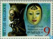 Postage Stamps - Belgium [BEL] - Cultural patrimony