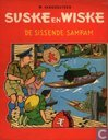 Comics - Suske und Wiske - De sissende sampam