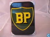 Enamel signs - Logo: BP - Emaille Reklamebord ''BP;;