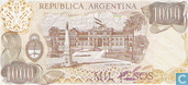 Bankbiljetten - 1976-83 ND Issue - Argentinië 1000 Pesos 1976