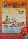 Strips - Samson & Gert krant (tijdschrift) - Nummer  20