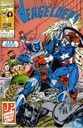 Comics - Rächer, Die - eerste ontmoeting