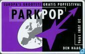 Parkpop '96, Den Haag
