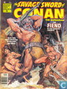 Comics - Conan - The Savage Sword of Conan the Barbarian 28