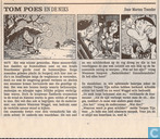 Comic Books - Bumble and Tom Puss - Tom Poes en de niks