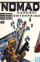 Comic Books - Nomad [Buchet] - Karoshi Enterprise