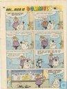 Strips - Minitoe  (tijdschrift) - 1990 nummer  45