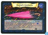 Trading cards - Harry Potter 3) Diagon Alley - Hagrid's Umbrella