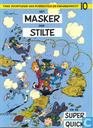 Strips - Marsupilami - Het masker der stilte en De Super Quick