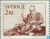 Timbres-poste - Suède [SWE] - Tailleur