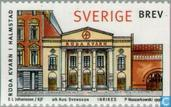 Postage Stamps - Sweden [SWE] - Town Houses