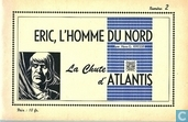 Strips - Eric de Noorman - La chute d'Atlantis