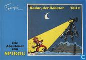 Bandes dessinées - Spirou et Fantasio - Radar, der Roboter 1