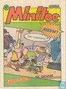 Bandes dessinées - Minitoe  (tijdschrift) - 1990 nummer  47