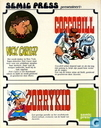 Comic Books - Zorry Kid - Jacovittumpetezicchezacche!