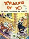 Comic Books - Mort & Phil - De diamanten van de gravin