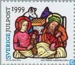 Timbres-poste - Suède [SWE] - Noël