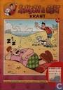 Bandes dessinées - Samson & Gert krant (tijdschrift) - Nummer  24